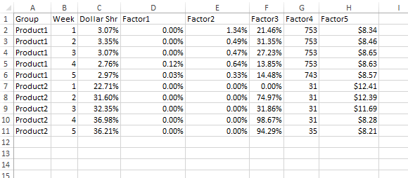 Calculating Correlations and R Squared Values with Alteryx